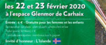 Salon des pêches à la mouche Carhaix-Plouguer