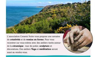 Semaine Yoga et Céramique