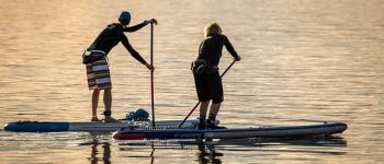 Hédé / La Richardais en paddle organisé par Boldsupair La Richardais