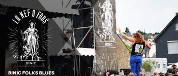 Binic Folks Blues Festival (annulé) Binic-Étables-sur-Mer