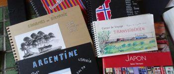 Exposition de peinture et carnets de voyage Plourin