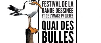 Festival Quai des Bulles Saint-Malo
