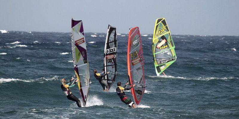 Ligue slalom windsurf et foil windsurf