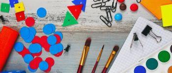Atelier - Création d\une carte Pop-up La Richardais