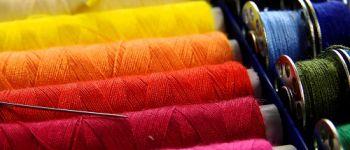 En suspens - Atelier de couture enfant Pleurtuit
