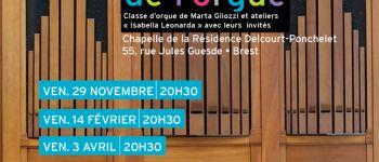 Concert : autour de l\orgue Brest