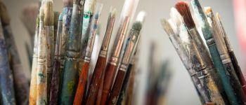 Exposition - Atelier galerie \L\Art récréation\ Saint-Jacut-de-la-Mer