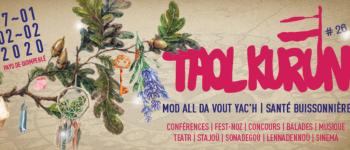 Taol Kurun : Conférence d\Annick Le Douget Riec-sur-Bélon