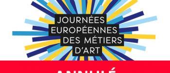 ANNULÉ - Journées européennes des métiers d\art au Château de Quintin Quintin