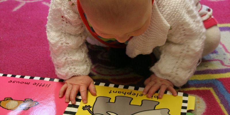 - ANNULÉ - Soirée débat : Partager les livres avec les tout-petits