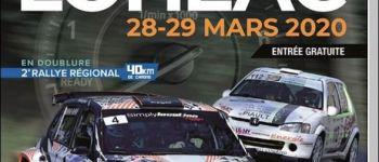 Rallye National du Pays de Lohéac Lohéac