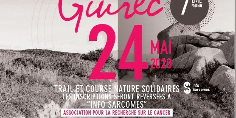reporté en 2021 :  Trail en Guirec