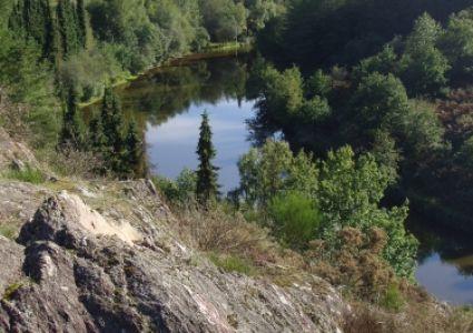 Visitez le vallon de la chambre au loup iffendic ille et - Chambre agriculture ille et vilaine ...