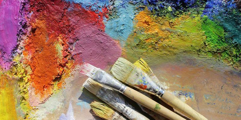 Exposition Le Chevalet - Peinture