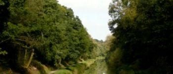 La Tranchée des bagnards - Canal de Nantes à Brest