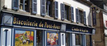 Biscuiterie de Pont-Aven - l\Atelier de la Galette