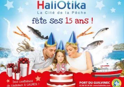 Haliotika - La Cité de la Pêche