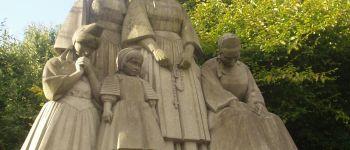 Le monument aux Bigouden