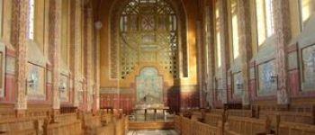 Chapelle de l\ancien séminaire saint Yves
