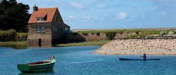 Moulin à marée de Buguélès