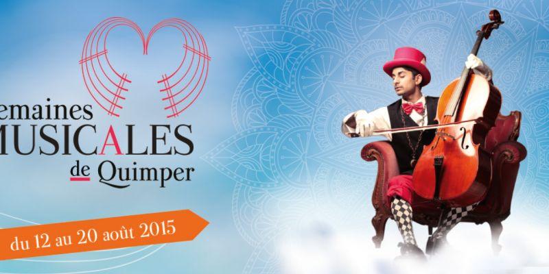 Les Semaines Musicales de Quimper