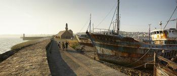 Cimetière de bateaux de Camaret Sur Mer - Copie