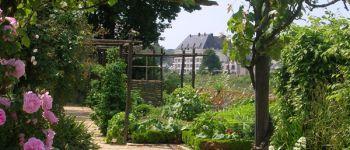 Jardin du Prieuré (Locmaria)