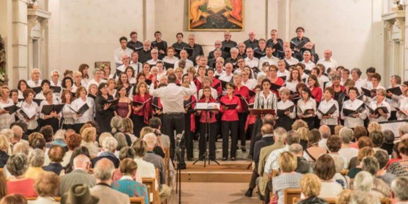 Concert de la chorale Polyphonia de Vannes
