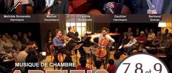 Concert \\Juke box\\ musical - Formation Artie\s Josselin