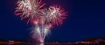 Fête folklorique et feu d\artifice Saint-Philibert