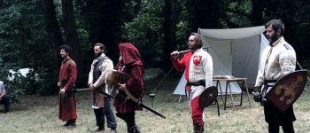 Journée médiévale au Camp des Rouëts Mohon