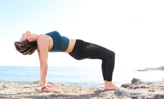 Yoga chez soi avec Vanessa