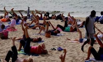 Cours de stretching - Eté 2021 - Sport été bien-être