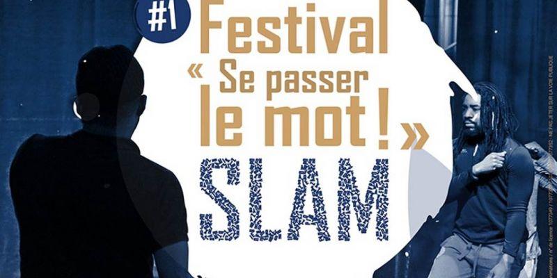 Festival se passer le mot - Les Mots vagabonds