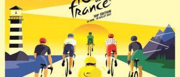 Passage du Tour de France sur le Pont Lorois à Belz Belz