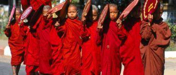 Birmanie - La magie du Myanmar - Film documentaire de Nadine et Jean-Claude Forestier à l\Abbaye de Rhuys ST GILDAS DE RHUYS