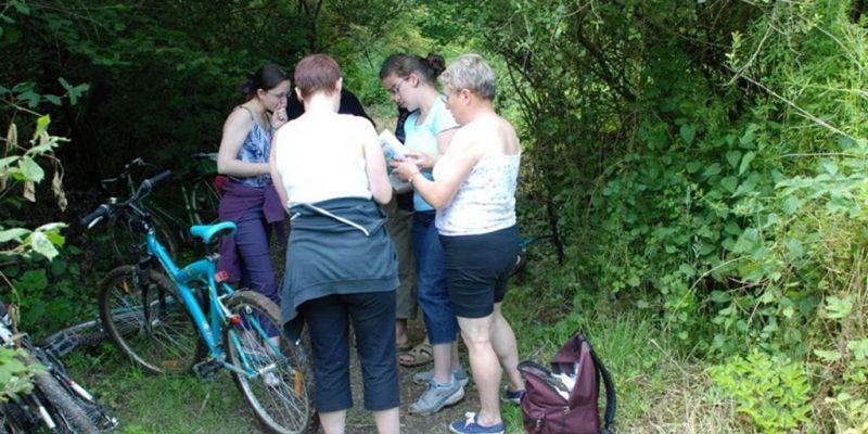 Rallye cyclo pédestre à Noyal-Muzillac