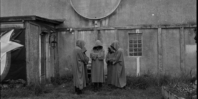 Druids of the gué charette en concert au petit café dans la prairie