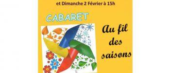 Cabaret  Au fil des saisons ST GILDAS DE RHUYS