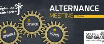 Alternance meeting : l\alternance, une chance supplémentaire de réussite Grand-Champ