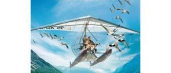 \Mardis de Pays \ - Ciné en plein air \Donne-moi des ailes\ La Vraie-Croix