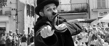 Frigo : clown burlesque Séné