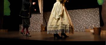 Théâtre \Georges Dandin\ de Molière Vannes