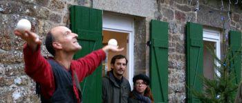 \Mardis de Pays\ - Spectacle de  jonglage Larré