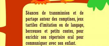 Eveil langage bébé « Vroum vroum tut-tut ça roule » Nantes