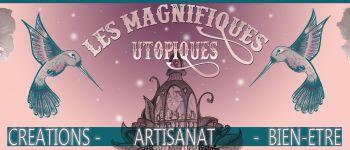 Marché des merveilles de Noël avec les Magnifiques Utopiques Nantes