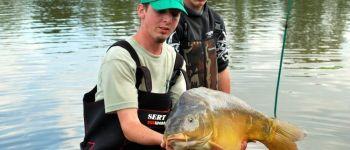 Initiation à la pêche de la Carpe Moisdon-la-Rivière