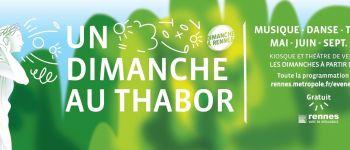 Dimanche au Thabor : danse Rennes
