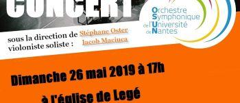 Orchestre Symphonique de l'université de Nantes Legé