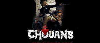 Dédicace Alan Simon pour la sortie du CD de l'opéra-rock Chouans Vannes